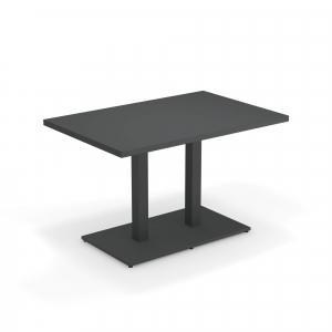 Round Rectangular Table 120×80 – Emu1