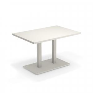 Round Rectangular Table 120×80 – Emu2
