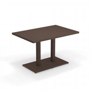 Round Rectangular Table 120×80 – Emu4