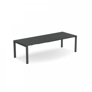 Round Extensible table with steel sheet top – Emu0