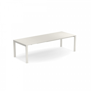 Round Extensible table with steel sheet top – Emu1
