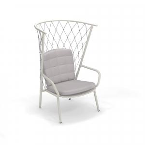Nef Lounge Chair Tall Back – Emu [3]