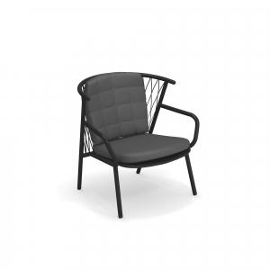 Nef Lounge Chair Short Back – Emu [0]