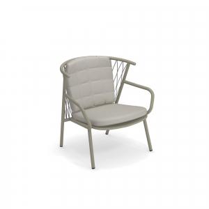 Nef Lounge Chair Short Back – Emu1
