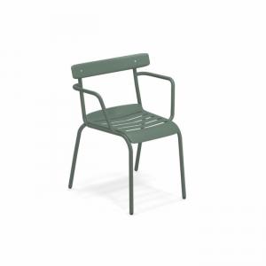 Miky Garden Armchair – Emu [5]