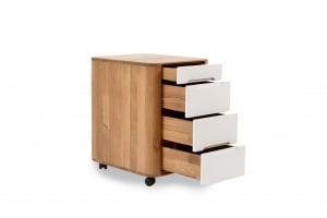 Dulap cu sertare pentru birou Ena [1]