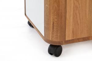 Dulap cu sertare pentru birou Ena [6]
