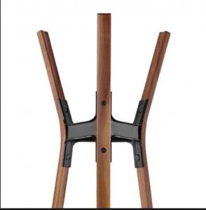 Steelwood American Walnut Coat Stand – Magis [0]