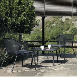 Darwin Lounge Chair – Emu [2]