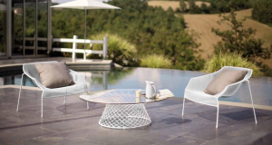 Heaven Lounge Chair – Emu [4]