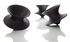 Spun Rotating Low Chair – Magis1