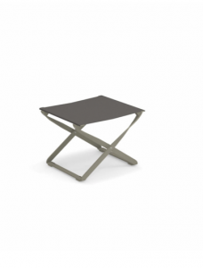 Ciak Folding Foot Stool/Pouf – Emu [0]