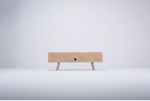Ena TV sideboard 135x42x45 Drawers – Gazzda [4]