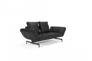 Canapea de zi Ghia cu picioare Laser3