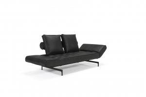 Canapea de zi Ghia cu picioare Laser2
