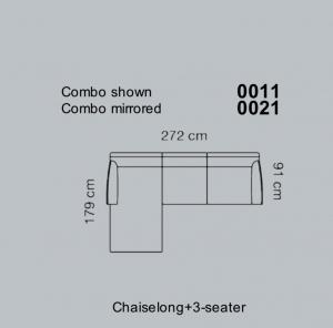 Coltar Balance 179 x 272 x 91 cm8