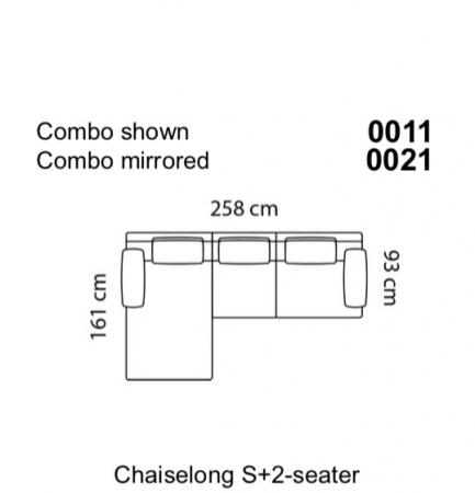 Coltar Poglia 258 x 161 x 93 cm [13]