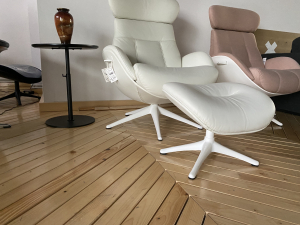 Fotoliu Flexlux Ease Elegant- Savoy Off White2