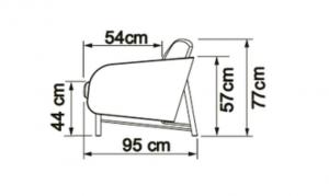 Kragelund canapea 3 locuri TVED 01 [7]
