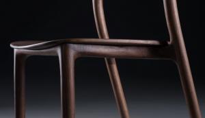 Scaun Neva Light  cu sezut din lemn– Artisan5