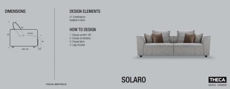 Canapea Solaro 241 X 100 cm6