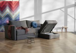 Canapea Extensibila cu depozitare TRIPI13