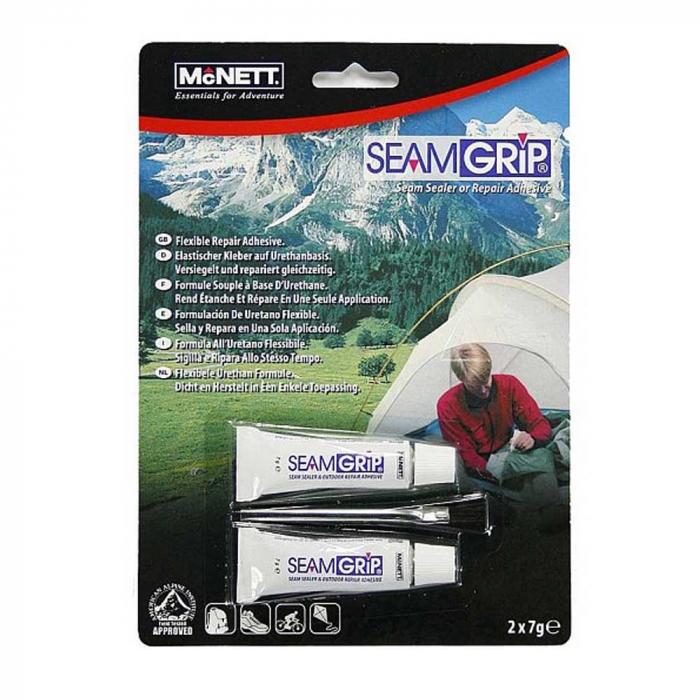 Adeziv universal McNett Seam Grip 2x 7g 11541 [0]