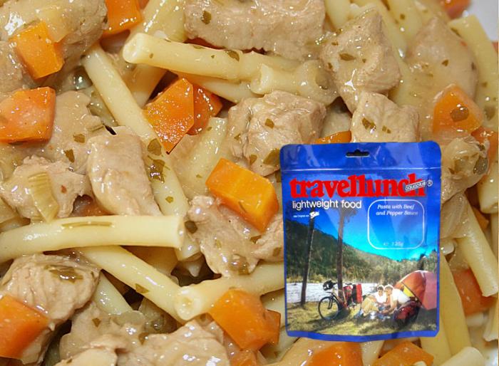 Aliment instant Travellunch Chicken Noodle Hot Pot 51136 L E [0]
