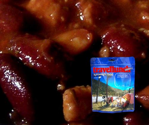 Aliment instant Travellunch Chilli con Carne 250g 50245 [0]