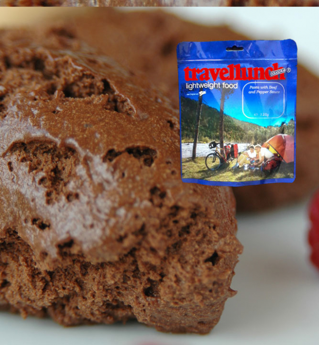 Aliment instant Travellunch Mousse au Chocolate 50193 [0]
