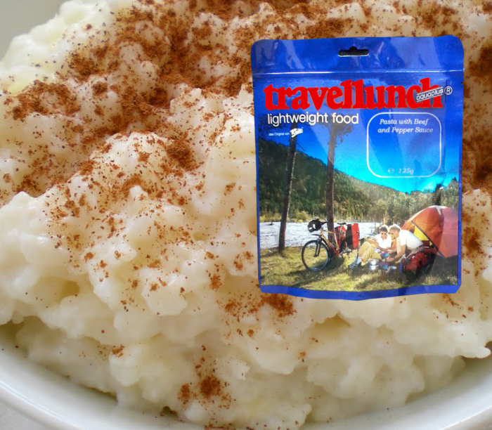 Aliment instant Travellunch Pudding with Apple and Cinnamon 100g 50189E [0]