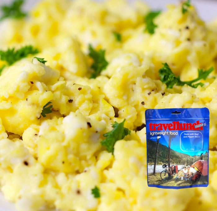 Aliment instant Travellunch Scrambled egg 125g 50111 E [0]