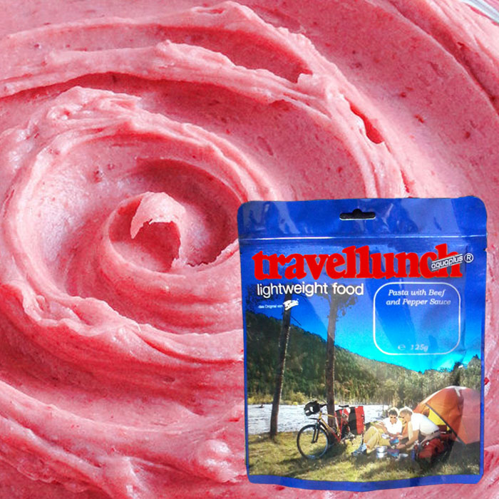 Aliment instant Travellunch Strawberry Cream Cheese 50191 [0]