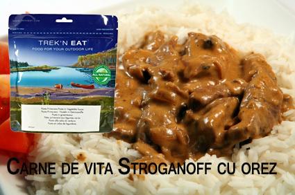 Aliment instant Trek'n Eat Stroganoff beef [0]