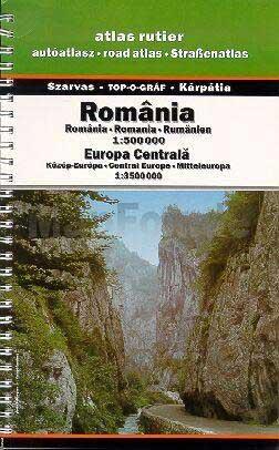Atlas rutier Romania Dimap [0]