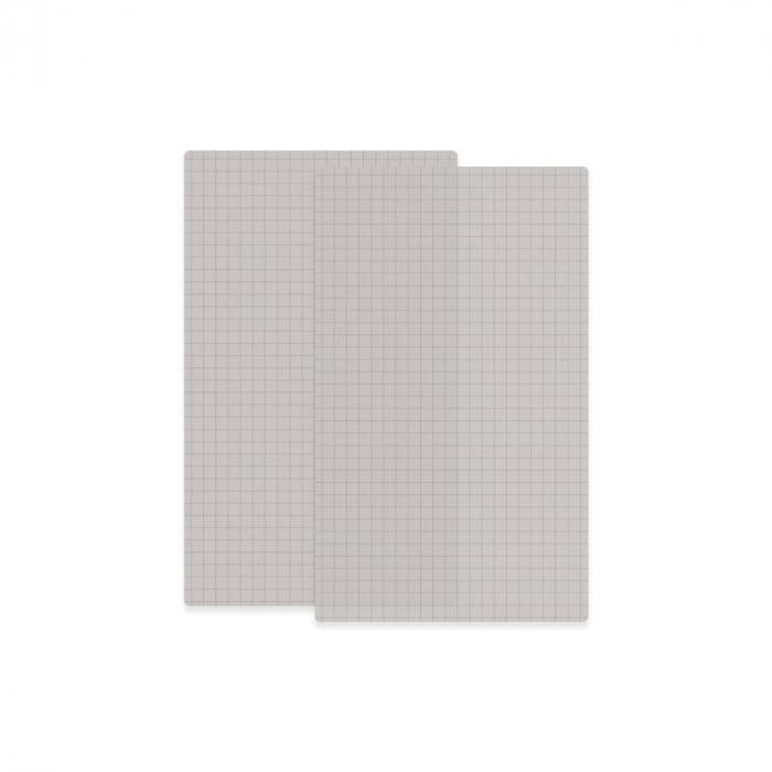 Banda adeziva McNett-Gear aid Silnylon Patches 12,7x7,6 cm 10670 [0]