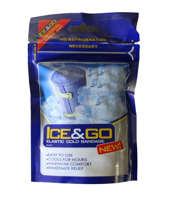 Bandaj elastic BCB Ice&Go [0]