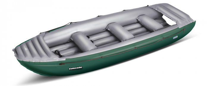 Barca pneumatica rafting  Gumotex Colorado 450, 6 persoane [0]