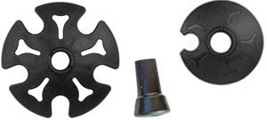 Bat telescopic Masters Calu Macrolight (Pereche) [4]