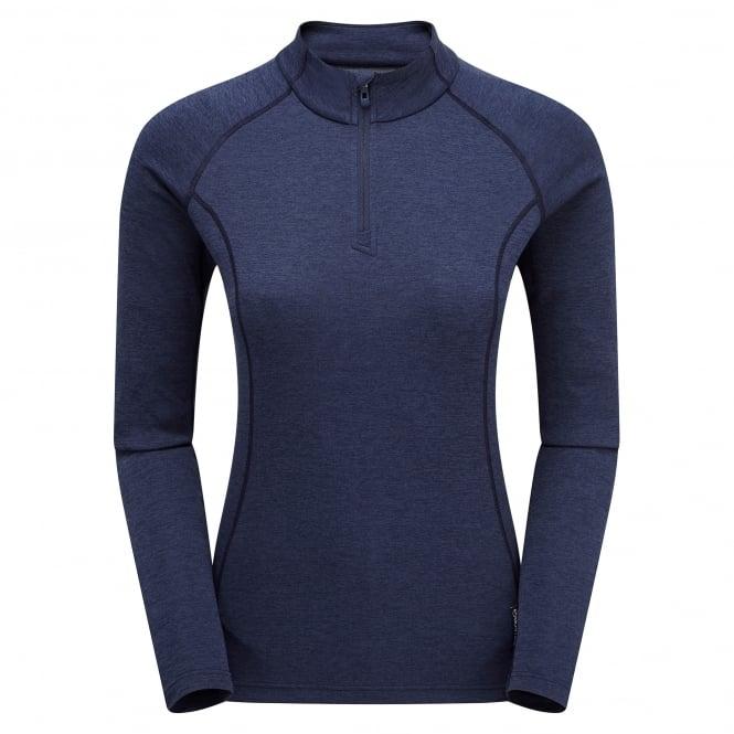 Bluza corp dama Montane Dart Zip L/S [1]