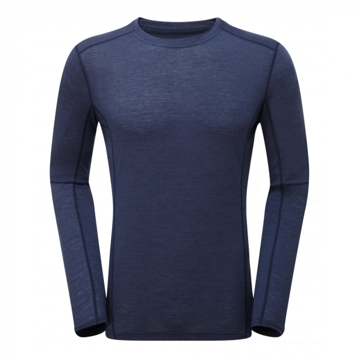 Bluza corp lana merino Montane Primino Crew 220 g [0]