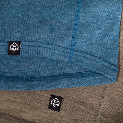 Bluza corp Zajo Merino 200 T-shirt L/S 3