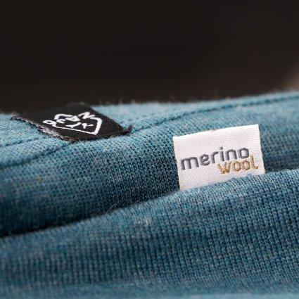 Bluza corp Zajo Merino 200 T-shirt L/S 4