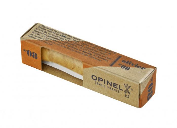 Briceag Opinel VRI N08 Olive Wood [1]