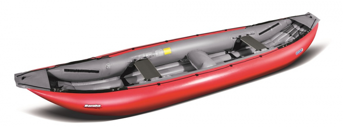 Canoe pneumatic Gumotex Baraka [2]