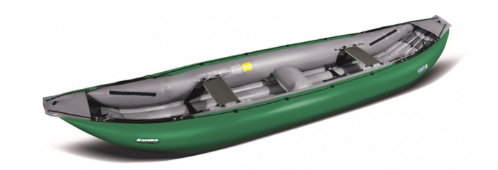Canoe pneumatic Gumotex Baraka [0]