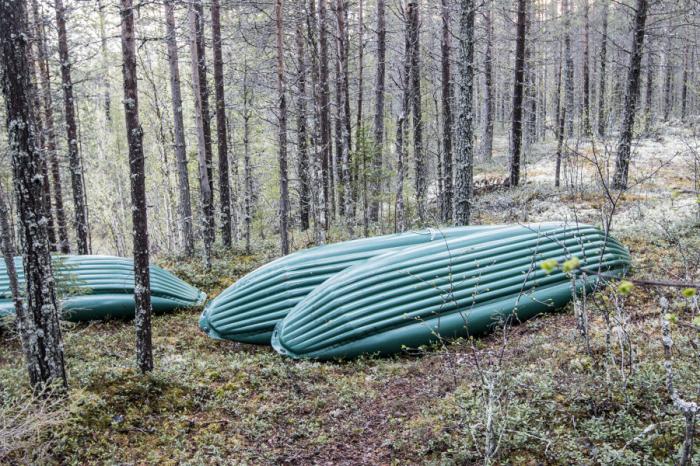 Canoe pneumatic Gumotex Palava 2 persoane [8]