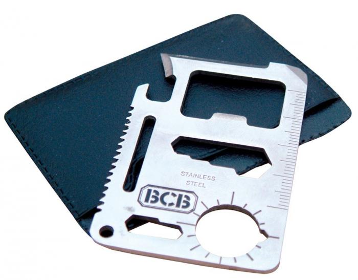 Card miltifunctional supravietuire BCB Mini Work Tool [0]