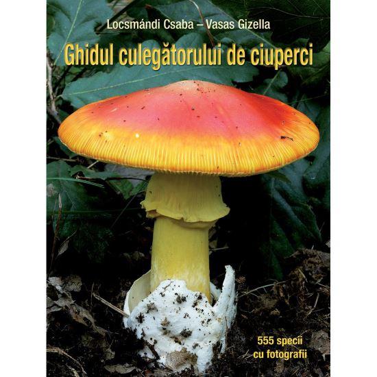 Carte Ghidul culegatorului de ciuperci 2020 [0]