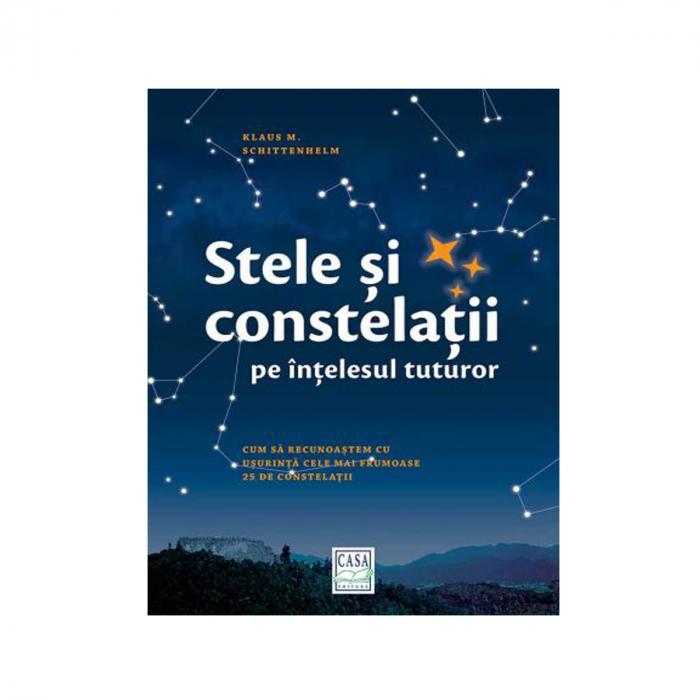 Carte Stele si constelatii [0]